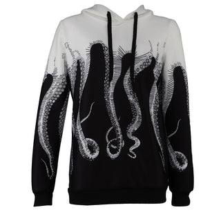 Octopus Women Hoodies & Sweatshirts