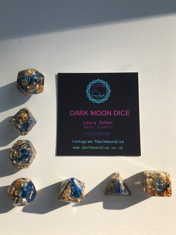 Midas Storm Dice Set