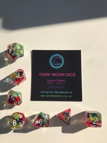 Jewel Dice Set