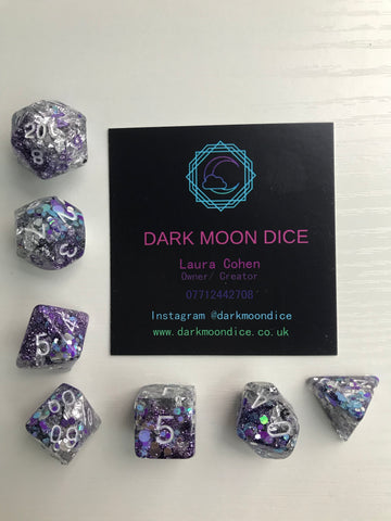 Midas Dream Dice Set