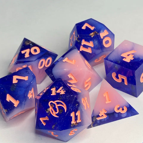 Sunrise Dice Set