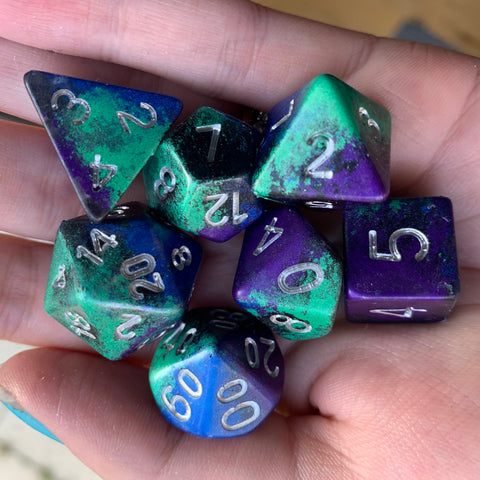 Goblin King Dice Set