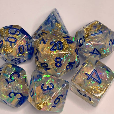 Ceres Dice Set- Rounded Edges