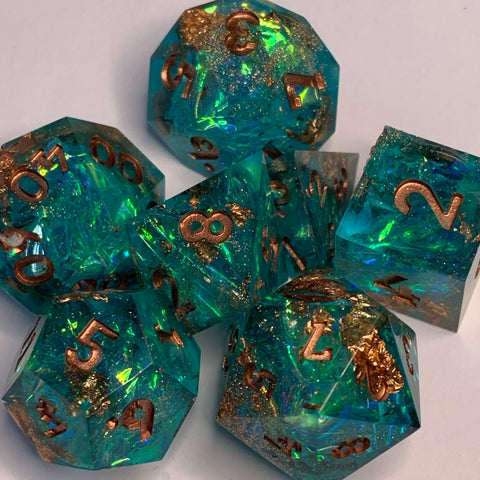 Lir Dice Set