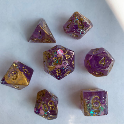 Enchanted Dice Set