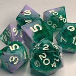 Diamond Range - Ethereal Dice Set