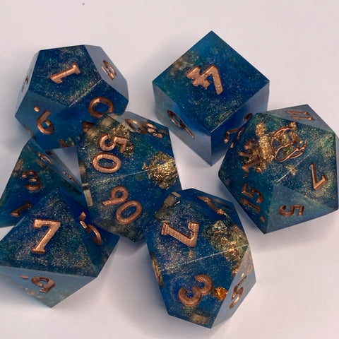 River Dice Set