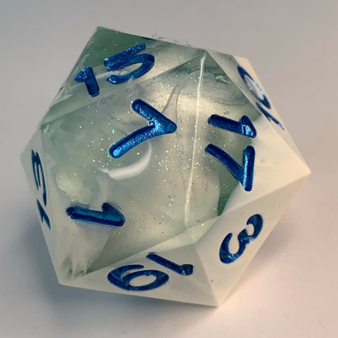 Interstellar- Ice Knife (28mm Chonk D20)