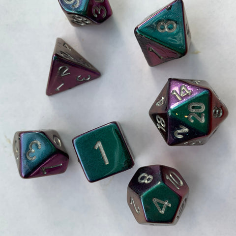 Chromatic Dice Set