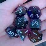 Dusk Sky (Sharp Edges) Dice Set