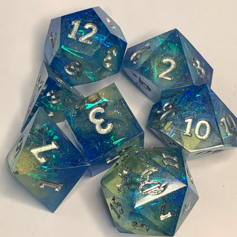Pegasus Dice Set