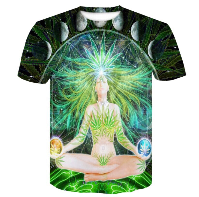 Mother Herb 3D Tees (LIMITED EDITION)