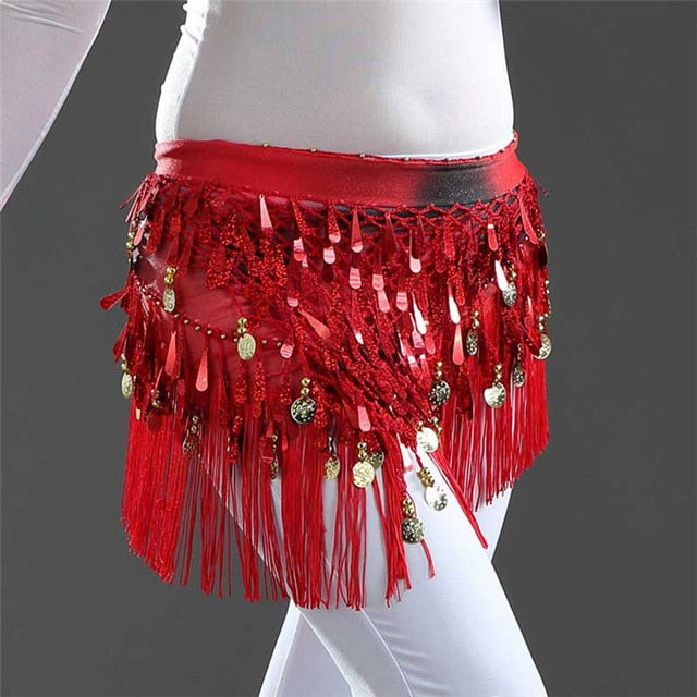 Arabian Nights Tassel Skirts