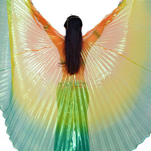 Queen's Holographic Wings