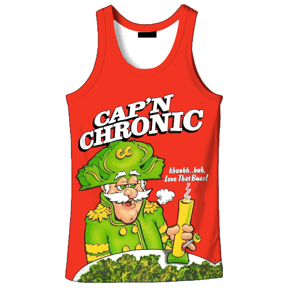 CAP'N CHRONIC Tank