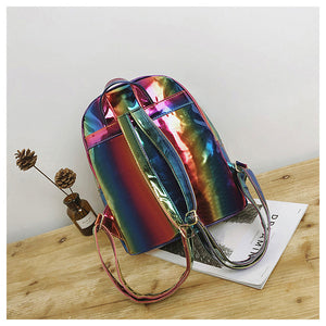 PRIDE Holographic Backpack