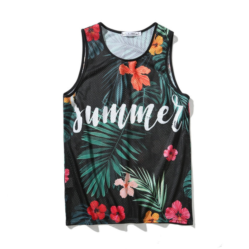 Tropical Summer Tank Collection
