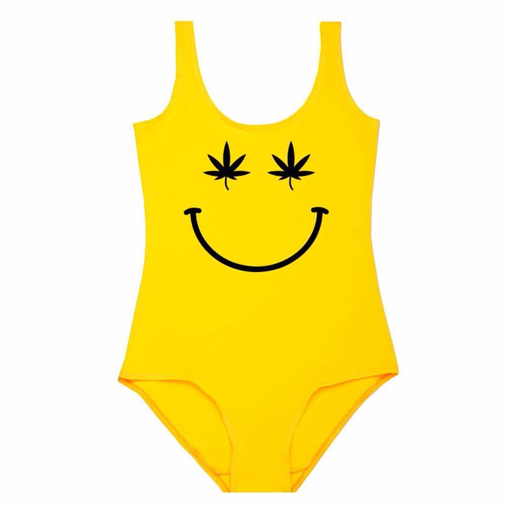 420 Smiles Bodysuit
