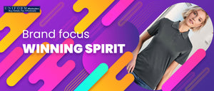 Brand Focus - Winning Spirit