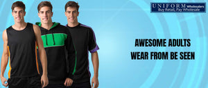 Awesome Adults Wear from Be Seen