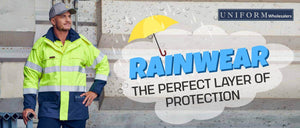 RAINWEAR – THE PERFECT LAYER OF PROTECTION