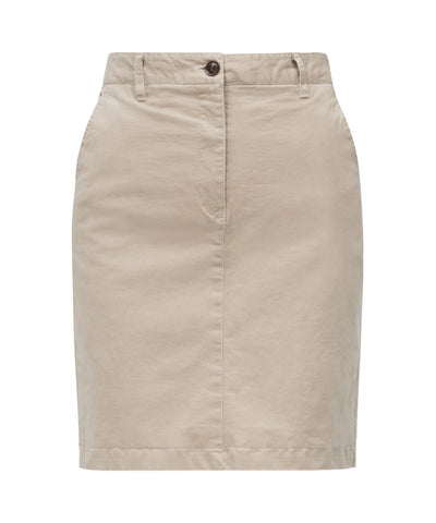 Van Heusen Van Heusen Cotton Stretch Cargo Skirt (VWSKT522 )