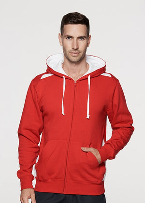 Aussie Pacific Franklin Zip Mens Hoodies (1508)