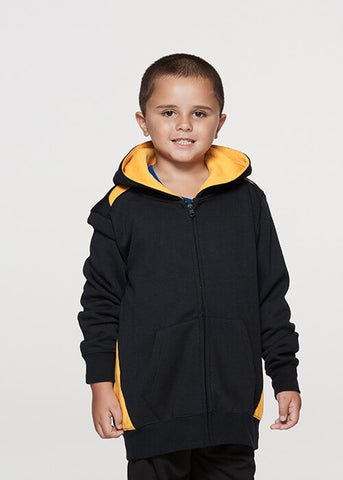 Aussie Pacific Franklin Zip Kids Hoodies (3508)