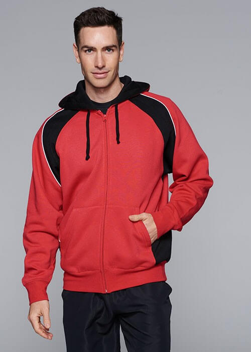 Aussie Pacific Panorama Zip Mens Hoodies (1511)