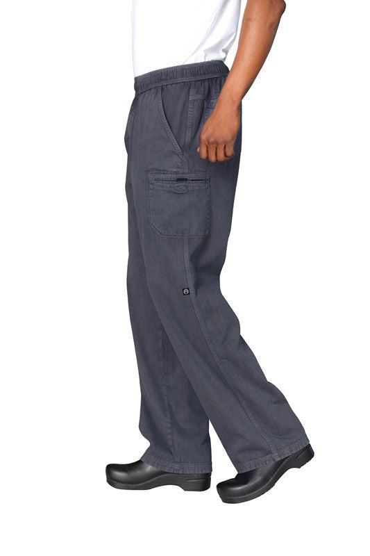 Chef Works-Chef Works Enzyme Utility Pants-XS / Twilight-Uniform Wholesalers - 1