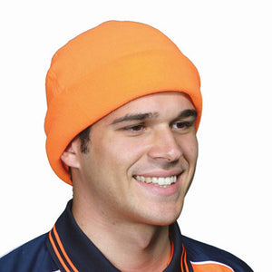 DNC Workwear-DNC HiVis Micro Fleece Beanie--Uniform Wholesalers