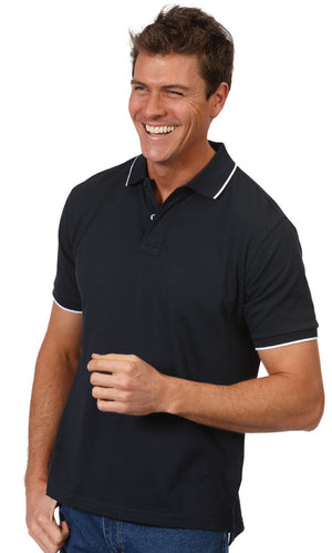 JB's Wear-JB's Cotton Face Polo - Adults--Uniform Wholesalers - 3