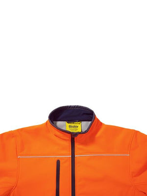 Bisley Soft Shell Jacket with 3M Tape (BJ6059T)