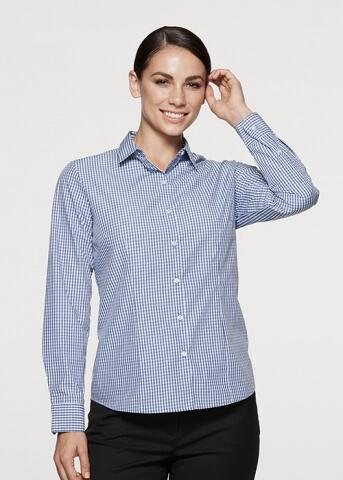 Aussie Pacific Epsom Lady Shirt Long Sleeve (2907L)