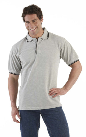 JB's Wear-Jb's Contrast Polo - Adults 2nd ( 11 Color )--Uniform Wholesalers - 3