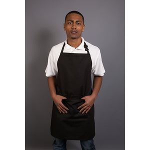 Sportage Cotton Drill Full Bib With Pocket (5001)