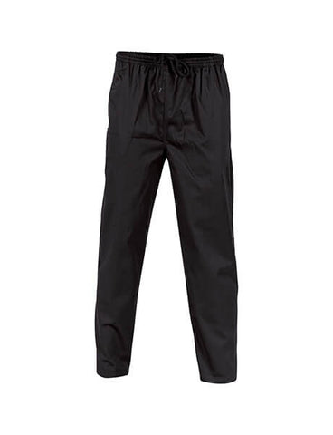 DNC Polyester Cotton Drawstring Chef's Trousers (1501)