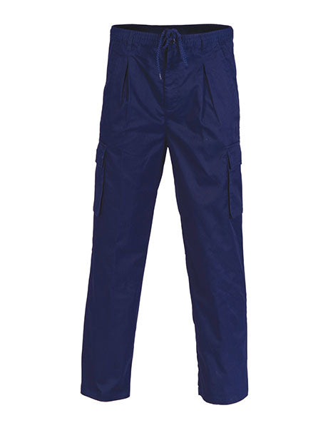 DNC Polyester Cotton 3 in 1 Cargo Pants (1504)