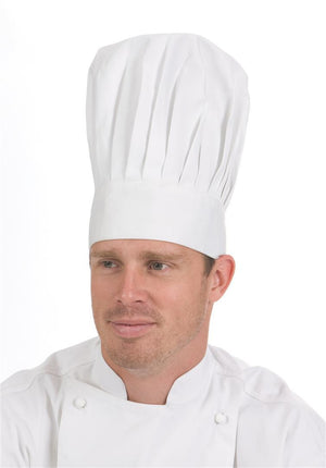 DNC Workwear-DNC Traditional Chef Hat-0 / White-Uniform Wholesalers