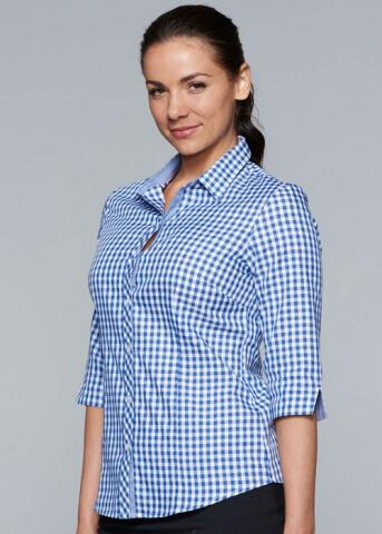 Aussie Pacific Brighton Lady Shirt 3/4 Sleeve (2909T)