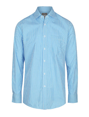 Gloweave Men's Gingham Long Sleeve Shirt (1637L) 2nd Color