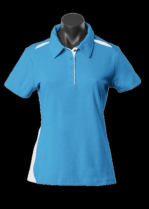 Aussie Pacific Paterson Ladies Polo 2nd (8 Colour) (2305)