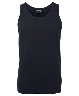 JB's Wear-Jb's Singlet - Adults-Navy / S-Uniform Wholesalers - 4