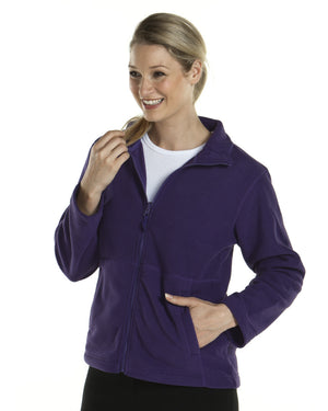 JB's Wear-JB's Ladies Full Zip Polar--Uniform Wholesalers - 3