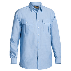 Bisley Oxford Shirt - Long Sleeve (BS6030)