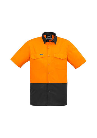 Syzmik S/S Rugged Shirt (ZW815)