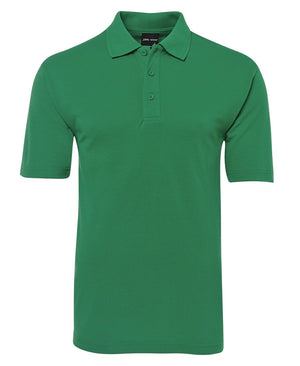 JB's Wear-Jb's Adult  210 Polo -1st ( 12 color )-Kelly Green / S-Uniform Wholesalers - 12