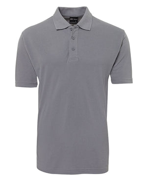 JB's Wear-Jb's Adult  210 Polo -1st ( 12 color )-Grey / S-Uniform Wholesalers - 9