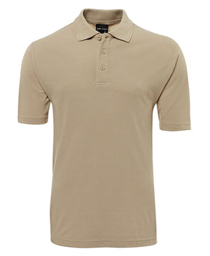 JB's Wear-Jb's Adult  210 Polo -1st ( 12 color )-Bone / S-Uniform Wholesalers - 4