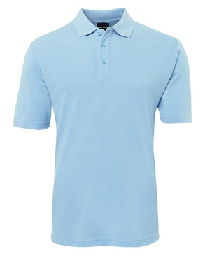 JB's Wear-Jb's Adult  210 Polo -1st ( 12 color )-Light Blue / S-Uniform Wholesalers - 14